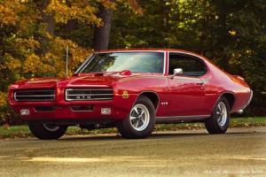 1969 Pontiac GTO Judge Photo