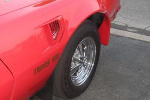 Pontiac: Trans Am FIRETONE RED Photo
