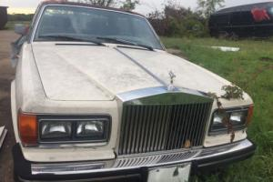 1986 Rolls-Royce Silver Spur Photo