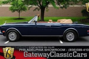 1987 Rolls-Royce Corniche II -- Photo