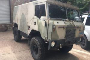 1972 Land Rover FC 101