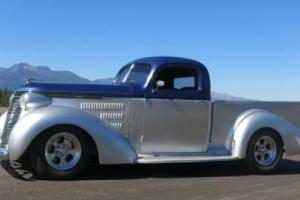 1937 Studebaker Coupe Express