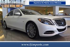 2017 Mercedes-Benz S-Class Maybach S 600 Photo