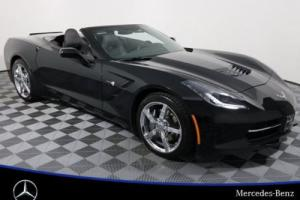 2014 Chevrolet Corvette 2dr Convertible w/3LT