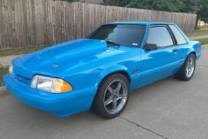 1989 Ford Mustang SSP