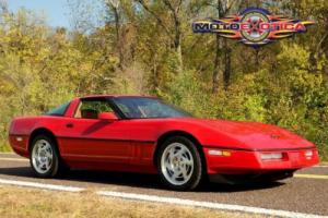 1990 Chevrolet Corvette -- Photo