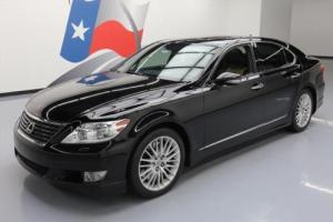 2012 Lexus LS CLIMATE SEATS SUNROOF NAV REAR CAM