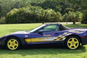 1998 Chevrolet Corvette Indianapolis 500