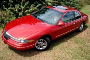 1996 Lincoln Mark Series