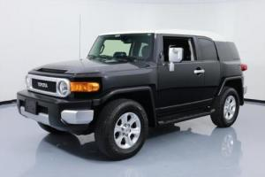 2013 Toyota FJ Cruiser 4X4 AUTO BLUETOOTH REAR CAM
