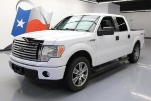 2014 Ford F-150 STX CREW 5.0L BLUETOOTH TOW 20'S