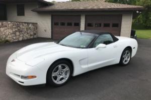 1998 Chevrolet Corvette conv