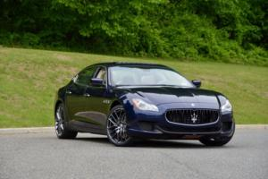 2014 Maserati Quattroporte 4dr Sedan Sport GT S