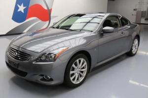 2015 Infiniti Q60 COUPE AWD PREM SUNROOF HTD SEATS