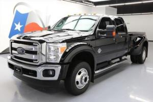 2016 Ford F-350 LARIAT 4X4 DIESEL HIGH CAPACITY TOW