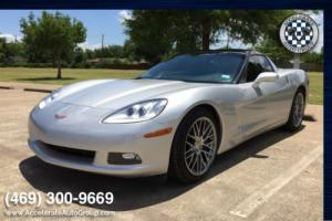 2009 Chevrolet Corvette 1LT