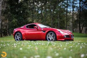 2008 Alfa Romeo 8C Photo