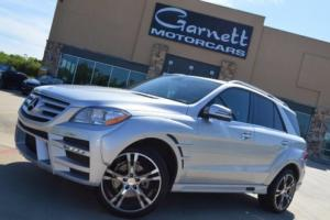 2014 Mercedes-Benz M-Class ML 350 * LORINSOR BODY KIT * LOADED! RARE! CARFAX CERT
