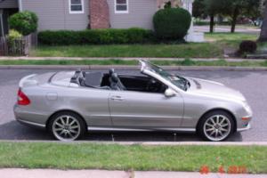 2006 Mercedes-Benz CLK-Class CLK 500 Convertible