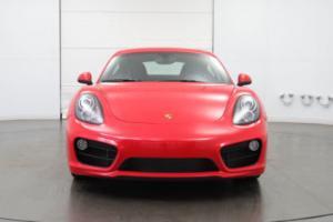 2014 Porsche Cayman 2dr Coupe S