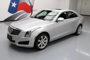 2014 Cadillac ATS 2.0T LUXURY AWD SUNROOF NAV