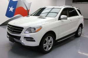 2015 Mercedes-Benz M-Class ML350 SUNROOF HEATED SEAT 19'S