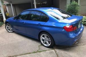 2015 BMW 3-Series M Sport