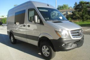 2017 Mercedes-Benz Sprinter Crew Van 144""