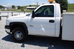 2007 Chevrolet C/K Pickup 3500