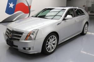 2010 Cadillac CTS 3.6 PREMIUM WAGON PANO NAV 19'S