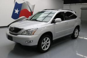 2009 Lexus RX PREMIUM SUNROOF LEATHER ALLOYS