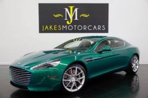 2014 Aston Martin Rapide ...1 of 1, SPECIAL ORDERED CAR! Photo