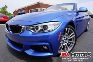 2015 BMW 4-Series 2015 428i M Sport Convertible 4 Series 428