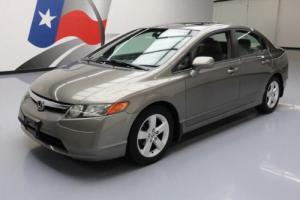2008 Honda Civic EX-L HTD LEATHER SUNROOF ALLOYS