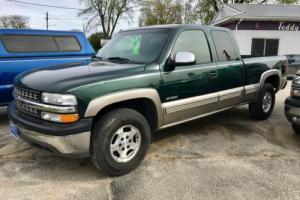 2001 Chevrolet Silverado 1500 1500 k1500