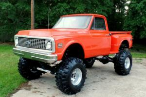 "1971 Chevrolet C-10 C-10 4X4 TRUCK 14 BOLT REAR DANA 44 8"" LIFT 39.5"