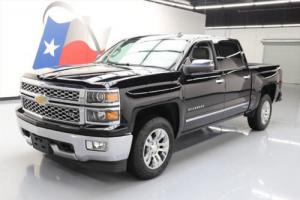 2014 Chevrolet Silverado 1500 SILVERADO LTZ CREW 4X4 LEATHER REAR CAM
