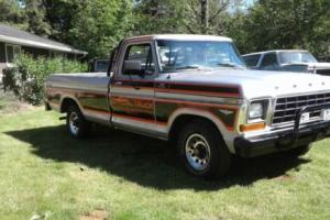1979 Ford F-150 Pace Truck Indy 500 Limited Edition