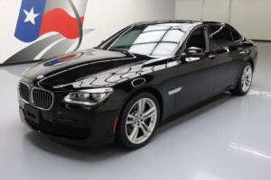 2014 BMW 7-Series 750LI M-SPORT EXECUTIVE SUNROOF NAV HUD