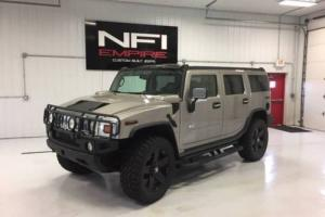 2004 Hummer H2 Lux Series 4WD 4dr SUV