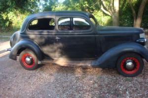 1936 Ford TUDOR SEDAN NA