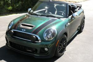 2015 Mini John Cooper Works / Convertible JCW