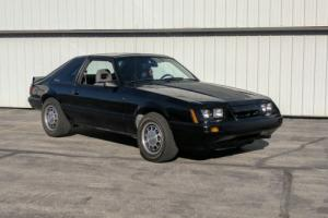 Ford: Mustang Turbo GT