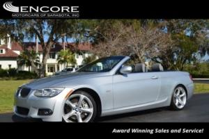 2013 BMW 3-Series 335i Convertible W/M Sport Package