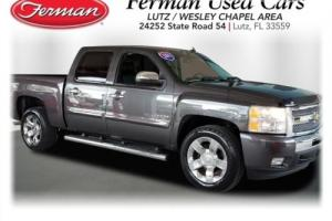 2011 Chevrolet Silverado 1500 2WD CREW CAB 143.5 Photo