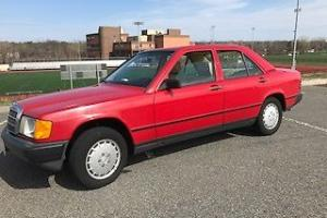 1984 Mercedes-Benz 190-Series