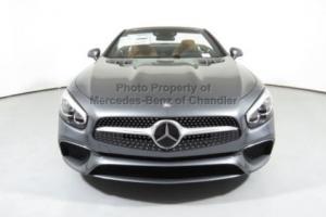 2017 Mercedes-Benz SL-Class SL 450 Roadster