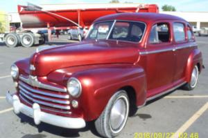 1947 Ford Delux