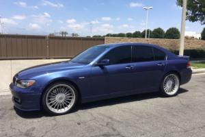 2008 BMW 7-Series Alpina