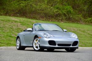 2004 Porsche 911 2dr Cabriolet Carrera 4S 6-Speed Manual